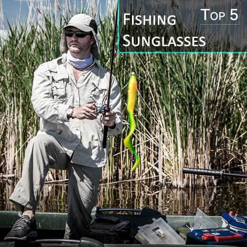 191f861ed73 5 Best Fishing Sunglasses Under  50 (Polarized Hunting Glasses ...