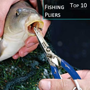 10 Best Fishing Pliers for 2019 and Beyond (Reviews & Buying Guides)