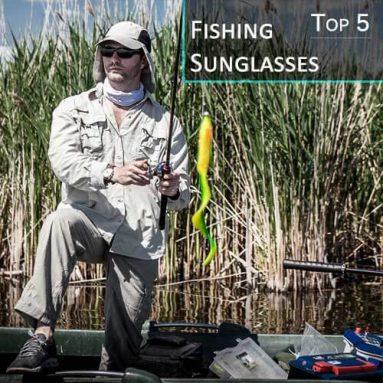 5 Best Fishing Sunglasses Under $50 (Stylish Safety Polarized Hunting Glasses)